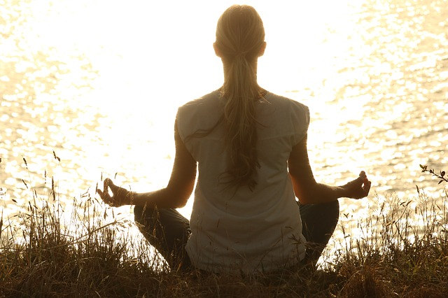 Schwangerschaft Meditation beruhigt die Seele