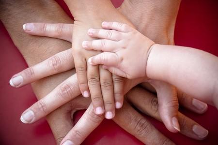Schwangerschaft in jungen Jahren Hilfe von Verwandten