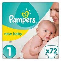 Pampers New Baby Windeln, Größe 0