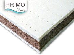 Primo Line Latex Babymatratze Kokos - Babybett Matratze 70x140 Höhe 12 cm