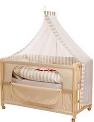 roba Roombed Babybett 60x120 cm