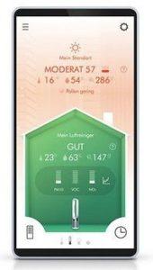 Dyson Pure Cool Link Luftreiniger mit App Steuerung
