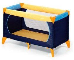 Hauck Kinderreisebett Dream N Play Gelb und Blau