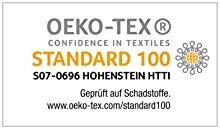 Dr. Lübbe Air Premium Babymatratze OEKO-TEX Standard 100