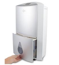 SUNTEC Luftentfeuchter DryFix 20 Design für Räume bis 150 m³ ca. 65 Quadratmeter