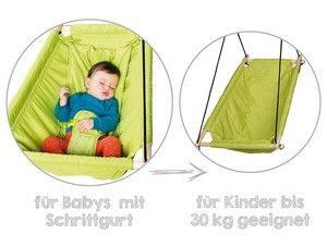 roba Hängesessel für Baby und Kinder bis 30 kg