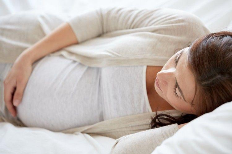 29. SSW - Bei Beschwerden in der Schwangerschaft benötigt man Bettruhe