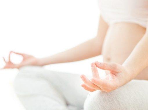 33. SSW - Entspannung in der Schwangerschaft hat oberste Priorität