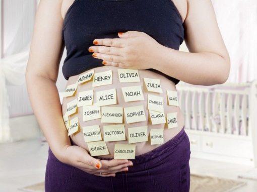 37. SSW - Überlege dir einen Namen für dein Baby