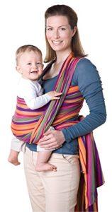 AMAZONAS Babytragetuch für jedes Alter