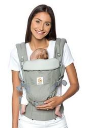Ergobaby Adapt-Babytrage Bauchtrage