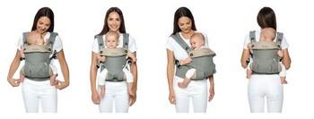 Ergobaby Babytrage 360 Trageweisen