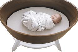 Ergobaby Pucksack Baby gepuckt