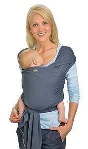 HOPPEDIZ Tragetuch für Früh- und Neugeborene