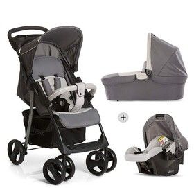 Hauck Shopper SLX Trio Kombi 3 in 1 Kinderwagen Set