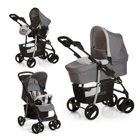 Hauck Shopper SLX Trio Kombi 3 in 1 Kinderwagen