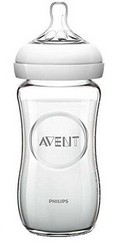Philips Avent Glasflasche