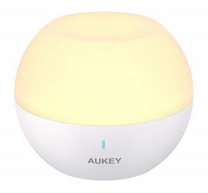 AUKEY Nachttischlampe - Wiederaufladbares Nachtlicht für Babys
