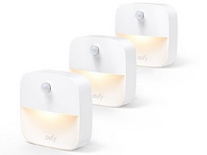 Eufy Lumi effizientes LED Nachtlicht mit Bewegungssensor und warmen Licht