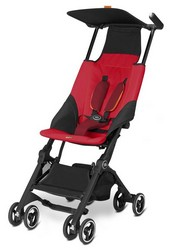 Gb Gold Pockit Buggy red