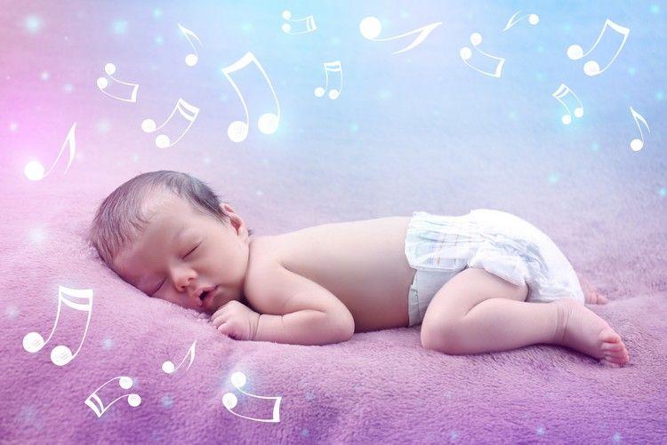 Weißes Rauschen für einen erholsamen Babyschlaf