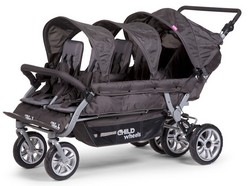 Childwheels Sechlingswagen