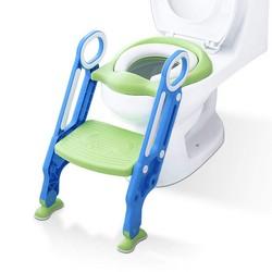 Aerobath Toilettensitz mit Treppe klappbar