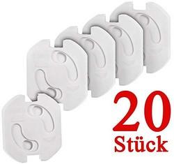 Colico Steckdosensicherung 20 Stück