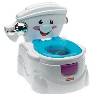 Toilettentrainer Blau Baby Töpfchen Kindertoilette Topfstuhl Junge Toilette