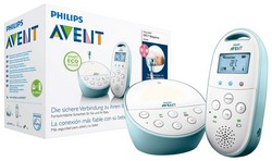 Philips Avent Babyphone SCD560 mit Gegensprechfunktion