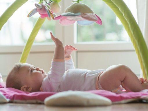 Wachstumsschub Baby - Entwicklungsschub Baby