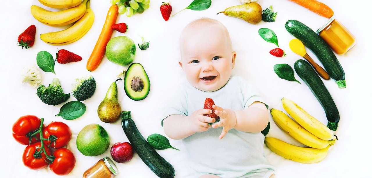 Beikostplan für dein Baby richtig zufüttern