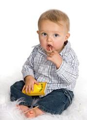 Neugierige Kinder geraten leicht in Gefahr