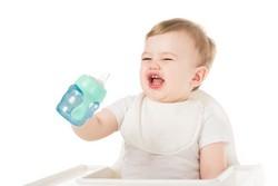 Wasser ist das beste Getränk für dein Baby