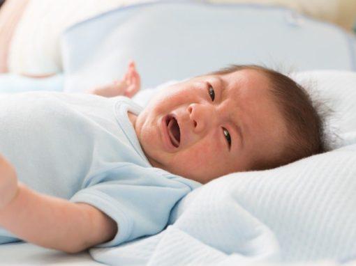 Baby Verstopfung