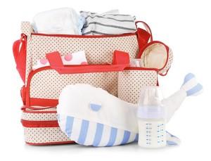 Design und Funktion einer Wickeltasche sollten dir zusagen