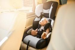 Kindersitz für eine sichere Fahrt