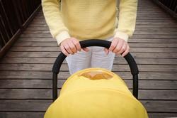 Kinderwagen Lenker
