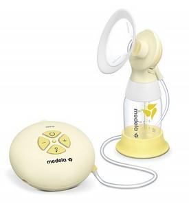 Medela Swing Flex elektrische Milchpumpe für einseitiges Abpumpen