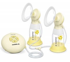 Medela Swing Maxi Flex Milchpumpe für doppelseitiges Abpumpen