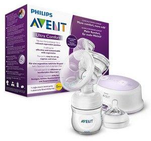 Philips AVENT SCF332 elektrische Komfort-Einzelmilchpumpe