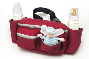 Teste die Wickeltasche auf Herz und Nieren