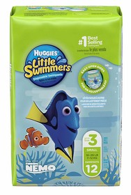 Huggies Little Swimmers Findet Nemo