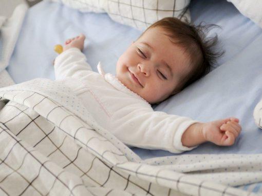 Baby will nicht schlafen - was tun