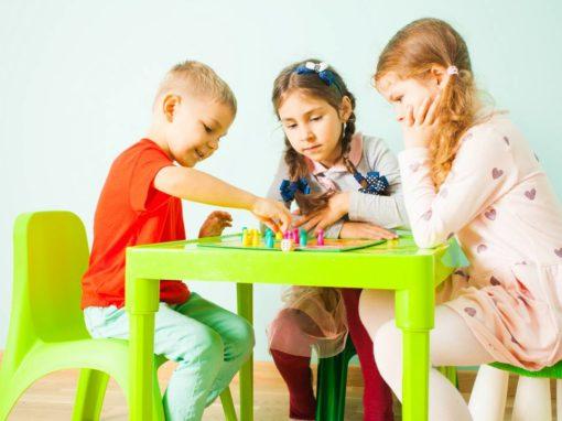 Gesellschaftsspiele Kinder