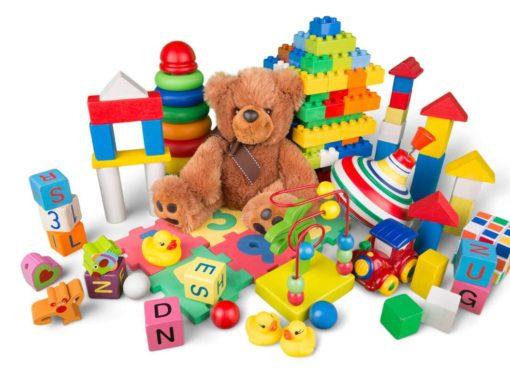Spielzeug für 2 jährige Test