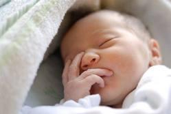 Kopfumfang-Baby-Tabelle