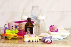 Drogerie-Baby-Produkte