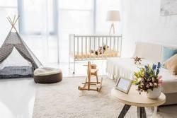 Kinderzimmer-Baby