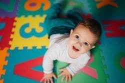 Puzzlematte-Baby-Ratgeber